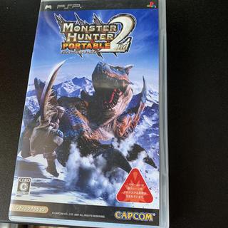 PlayStation Portable - モンスターハンターポータブル 2nd PSP