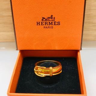 エルメス(Hermes)のエルメス サンチュール スカーフリング(リング(指輪))