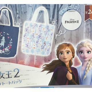 アナトユキノジョオウ(アナと雪の女王)の新品☆アナと雪の女王2 トートバッグ 1種のみ(トートバッグ)