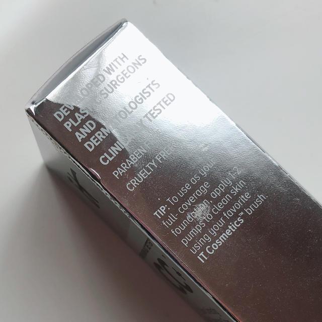 Sephora(セフォラ)のIt Cosmetics CCクリーム Light  コスメ/美容のベースメイク/化粧品(ファンデーション)の商品写真