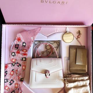 BVLGARI - 正規品 限定 2018 BVLGARI ブルガリ バッグ セット