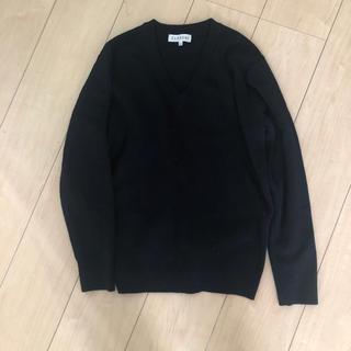しまむら - CLOSSHI濃紺スクールセーター160未使用品