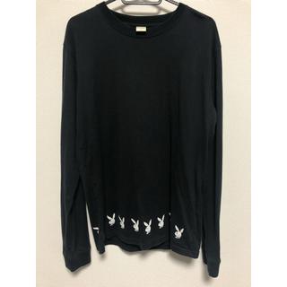 トミー(TOMMY)のTOMMY x PLAYBOY長袖(Tシャツ/カットソー(七分/長袖))