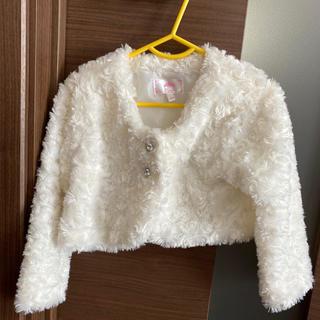 マザウェイズ(motherways)のボレロ ドレス 羽織り(ドレス/フォーマル)