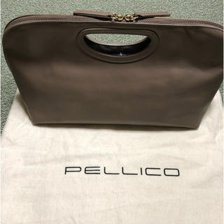 PELLICO - PELLICO クラッチバッグ