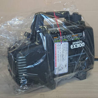 ホンダ(ホンダ)のHONDA 発電機 EX300(防災関連グッズ)