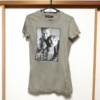 DOLCE&GABBANA - DOLCE&GABBANA Tシャツ ダメージ 美品