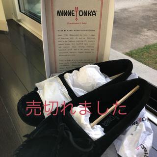 ミネトンカ(Minnetonka)のミネトンカモカシン(スリッポン/モカシン)