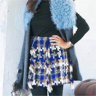Chesty - ♡Chesty  チェスティ ツィードスカート