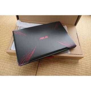 ASUS - ★ASUSゲーミングノート FX570UD-I7G1050★ほぼ未使用
