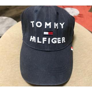 トミーヒルフィガー(TOMMY HILFIGER)のトミー 帽子 ブランド ハット ニット おしゃれ 兼用 ユニセックス アクセ(キャップ)