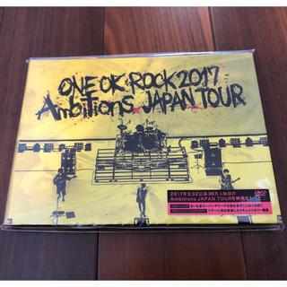 ワンオクロック(ONE OK ROCK)の新品未開封 ONE OK ROCK Ambitions JAPAN TOUR(ミュージック)