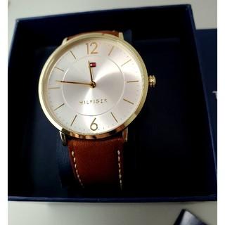 トミーヒルフィガー(TOMMY HILFIGER)の極美品 トミーヒルフィガー 薄型(腕時計(アナログ))