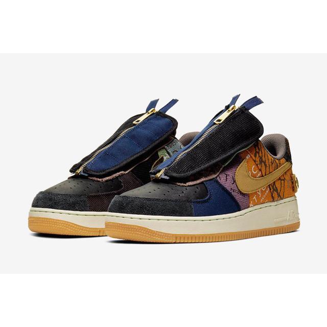 NIKE(ナイキ)のtravis scott×air force1  メンズの靴/シューズ(スニーカー)の商品写真