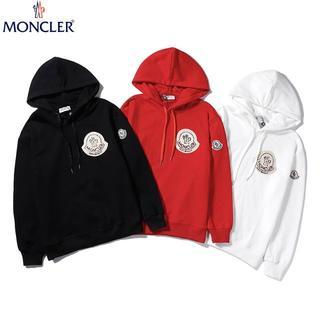 MONCLER - [2枚9000円送料込み]モンクレールMONCLER 長袖 パーカー男女兼用