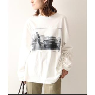 フレームワーク(FRAMeWORK)の【JOHN MASON SMITH】MIKE OMEALLY CRUISING2(Tシャツ(長袖/七分))