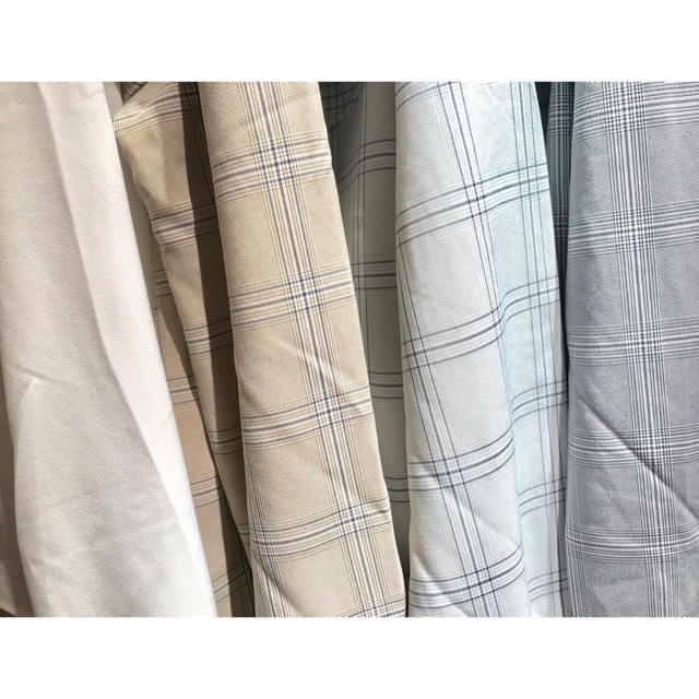 evelyn(エブリン)の❤︎ ByeBye check blouse ❤︎ レディースのトップス(シャツ/ブラウス(長袖/七分))の商品写真