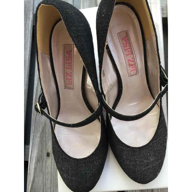 LIZ LISA(リズリサ)のリズリサ 靴 キッズ/ベビー/マタニティのキッズ靴/シューズ (15cm~)(サンダル)の商品写真
