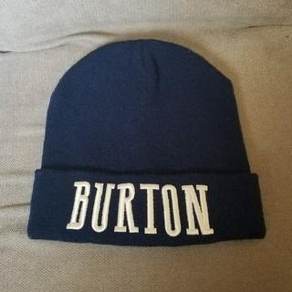 バートン(BURTON)のバートン ニット帽 帽子 レディース(ニット帽/ビーニー)