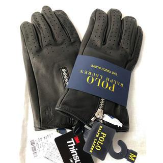 ポロラルフローレン(POLO RALPH LAUREN)のしゅんた様限定 ポロラルフローレン  紳士 手袋(手袋)