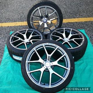 ベンチ(Bench)の新品 タイヤホイール4本セット ベンツ Eクラス CLS W211 W218 B(タイヤ・ホイールセット)