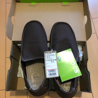 クロックス(crocs)のcroocs Santa cruz clean cut loafer(その他)