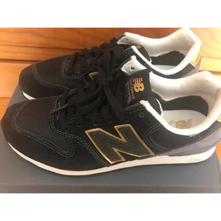 ニューバランス(New Balance)のニューバランス New Balance WR996 スニーカー ブラック22.5(スニーカー)