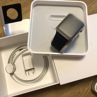 Apple Watch - Apple Watch series2 ステンレス 42mm