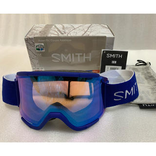 SMITH - SMITH Squad XL アジアンフィット ゴーグル
