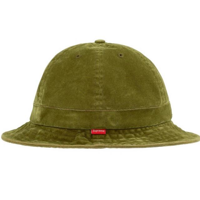 Supreme(シュプリーム)の込 S/M Supreme Washed Velvet Bell Hat メンズの帽子(ハット)の商品写真