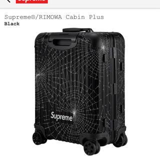 シュプリーム(Supreme)のsupreme RIMOWA リモア 49L(トラベルバッグ/スーツケース)