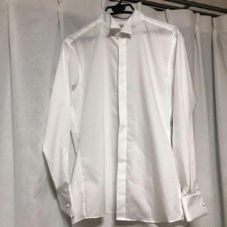 オリヒカ(ORIHICA)のORIHICA オリヒカ ウイングカラーシャツ Lサイズ(シャツ)