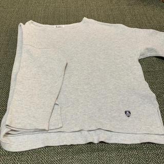 オーシバル(ORCIVAL)のオーチバル ドロップショルダーバスクシャツ(カットソー(長袖/七分))