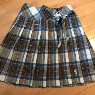 ザスコッチハウス(THE SCOTCH HOUSE)のスコッチハウス チェック スカート(スカート)