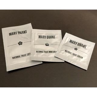 マリークワント(MARY QUANT)のサンプル(サンプル/トライアルキット)