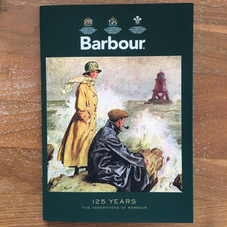 バーブァー(Barbour)のBarbour バブアー 冊子(ファッション)
