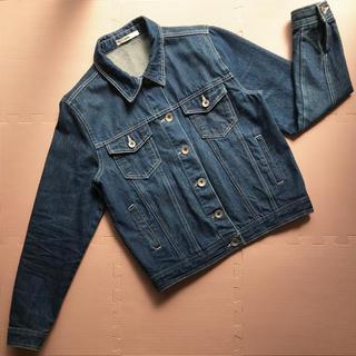 グレイル(GRL)のデニムジャケット ジージャン Gジャン ジーンズジャケット レディース Mサイズ(Gジャン/デニムジャケット)