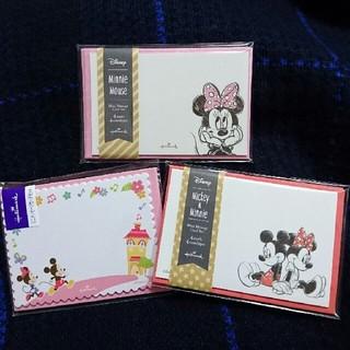 Disney - ミニメッセージカード