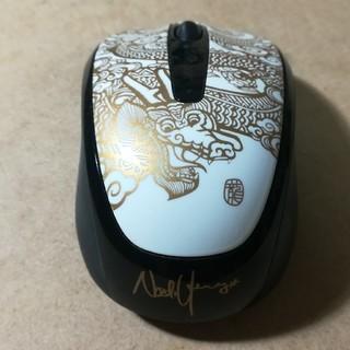 マイクロソフト(Microsoft)のマイクロソフトWireless Mobile Mouse 350ドラゴンイヤー版(PC周辺機器)