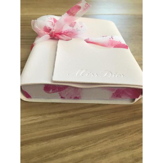 Dior(ディオール)のノート ノベルティ インテリア/住まい/日用品の文房具(ノート/メモ帳/ふせん)の商品写真