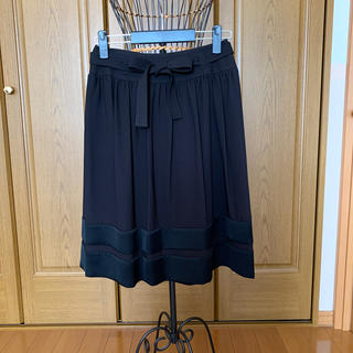トゥービーシック(TO BE CHIC)のスカート(ひざ丈スカート)