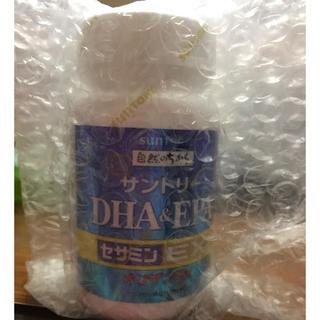 サントリー(サントリー)の新品未開封 サントリー DHA&EPA セサミンEX オリザプラス 120粒(その他)