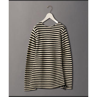 BEAUTY&YOUTH UNITED ARROWS - 6(ROKU) BORDER WEST HOLE PULLOVER