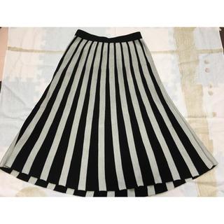 アーモワールカプリス(armoire caprice)のアーモワールカプリス ニット風スカート(ひざ丈スカート)
