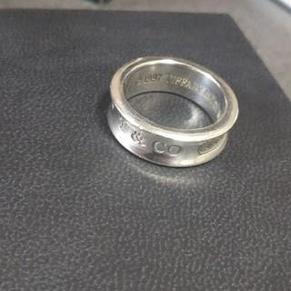 ティファニー(Tiffany & Co.)の【値下げ交渉可】ティファニー シルバーリング(リング(指輪))