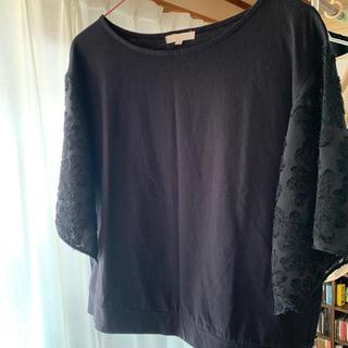 Tシャツ ブラック(Tシャツ(半袖/袖なし))