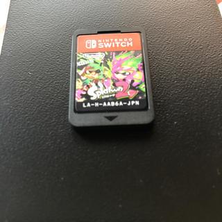 Nintendo Switch - スプラトゥーン2 (ソフトのみ)