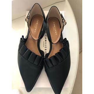 ランダ(RANDA)の【未使用】おしゃれ!ランダ 疲れない靴 25.5〜26cm 定価8000円(バレエシューズ)
