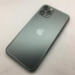iPhone11 Pro Max 512GB グリーン 国内版SIMフリー(スマートフォン本体)