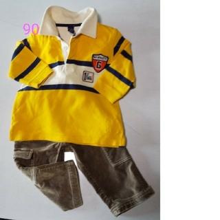 babyGAP - GAP 90 セット ズボン 80